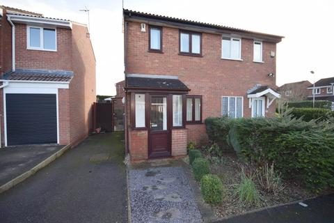 2 bedroom semi-detached house to rent - The Poppins, Anstey Heights, Leicester