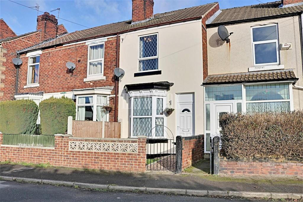 2 Bedrooms Terraced House for sale in New Station Road, Swinton