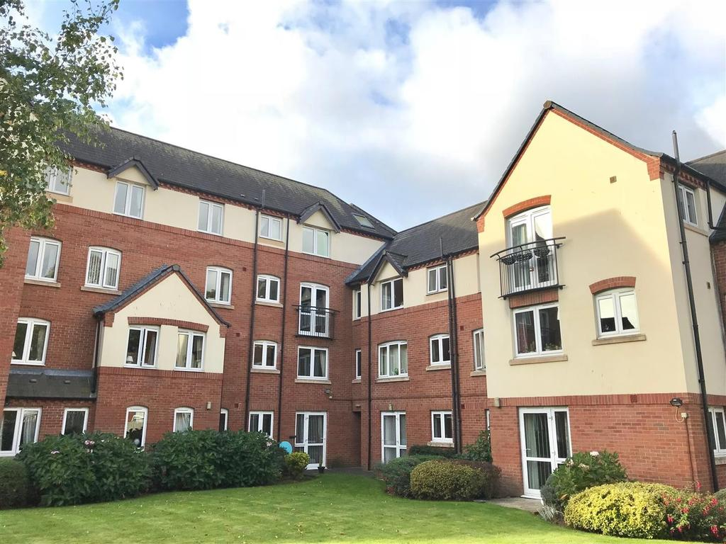 1 Bedroom Apartment Flat for sale in Watkins Court, Old Mill Close, Hereford, HR4