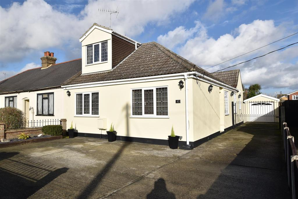 3 Bedrooms Chalet House for sale in Gravel Road, Eastwood