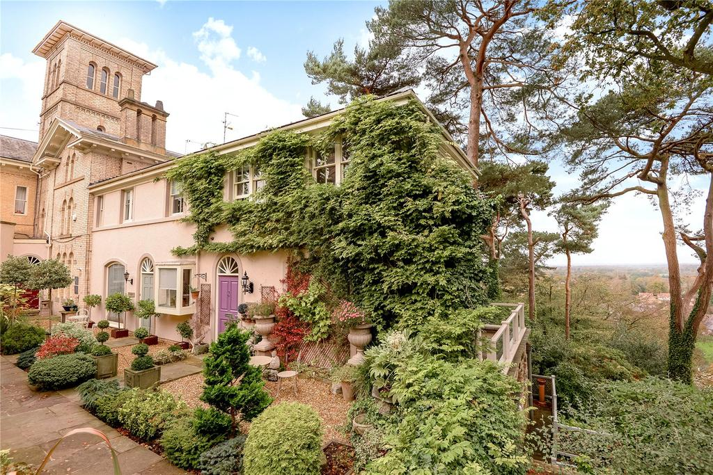 2 Bedrooms Mews House for sale in Woodbrook Road, Alderley Edge, Cheshire, SK9