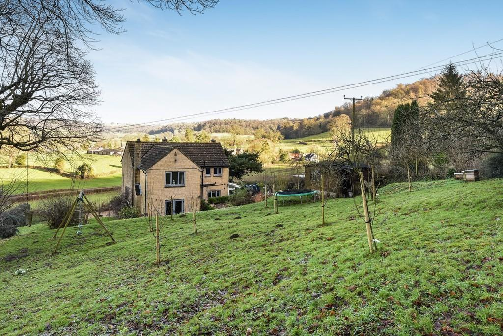 4 Bedrooms Detached House for sale in Elcombe Rowden, Uley