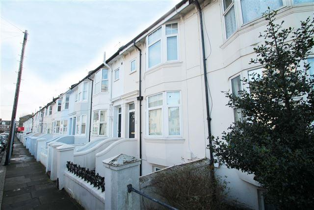 1 Bedroom Flat for sale in Livingstone Road, Hove
