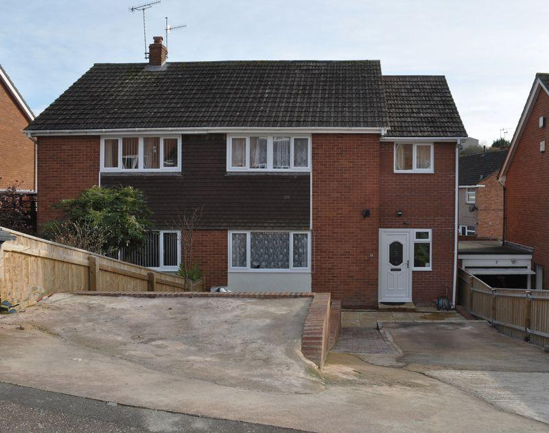 3 Bedrooms Semi Detached House for sale in Broadfields
