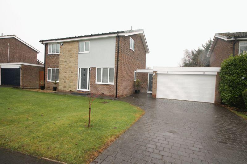 4 Bedrooms Detached House for sale in Mount Leven Road, Yarm