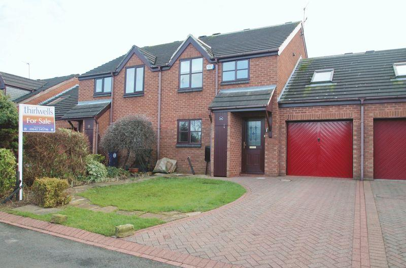 3 Bedrooms Terraced House for sale in Coach House Mews, Normanby,