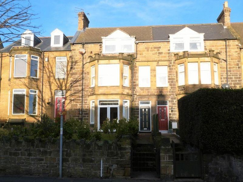 4 Bedrooms Terraced House for sale in Hesleyside House, Front Street, Newbiggin-By-The-Sea, Four Bedroom Terraced House