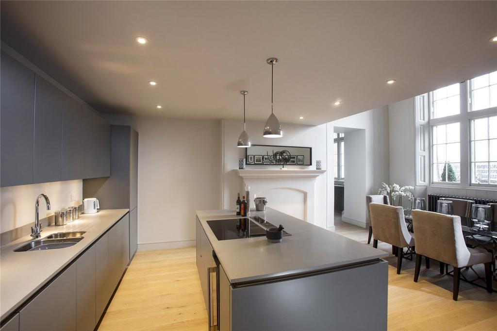 3 Bedrooms Apartment Flat for sale in G01 Donaldson's, West Coates, Edinburgh, Midlothian