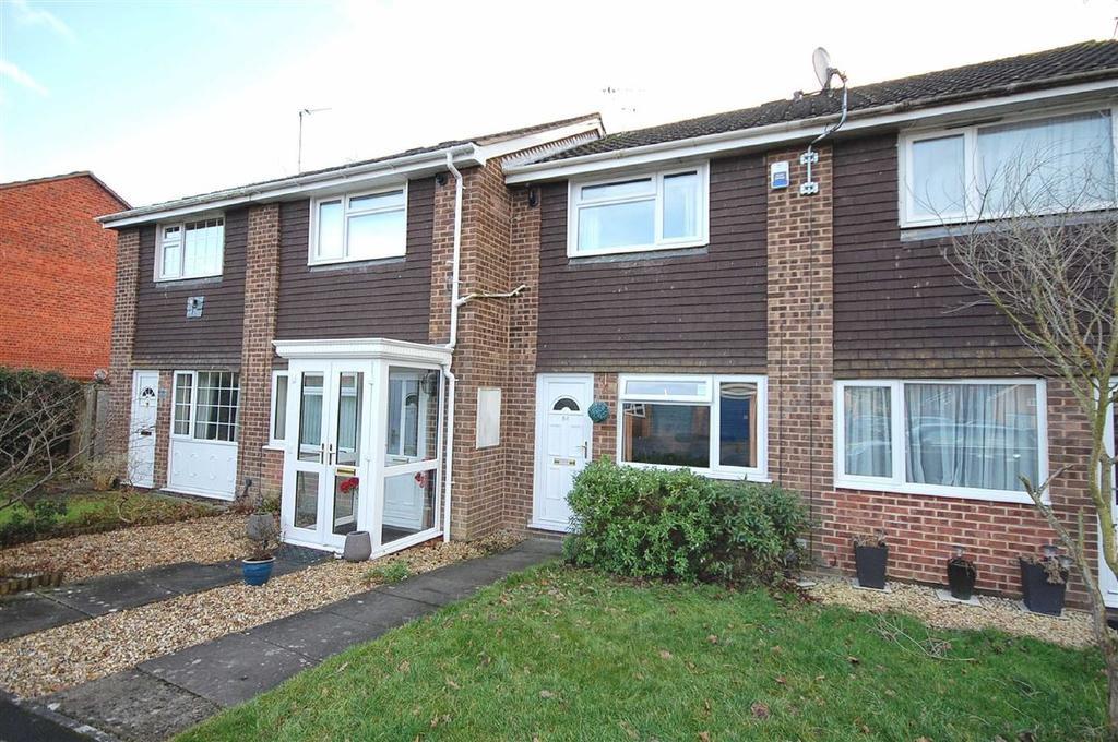 2 Bedrooms Terraced House for sale in Windyridge Gardens, Wymans Brook, Cheltenham, GL50