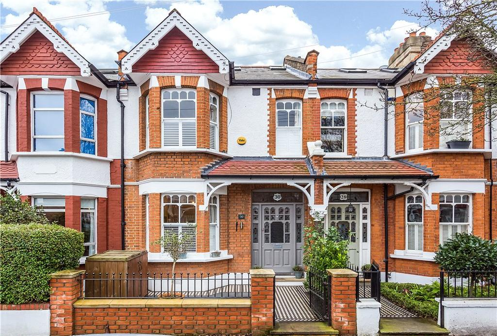 4 Bedrooms House for sale in Ashen Grove, London, SW19