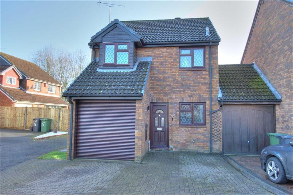 2 Bedrooms Link Detached House for sale in Conway Close, Valley Park, Chandlers Ford, Hampshire