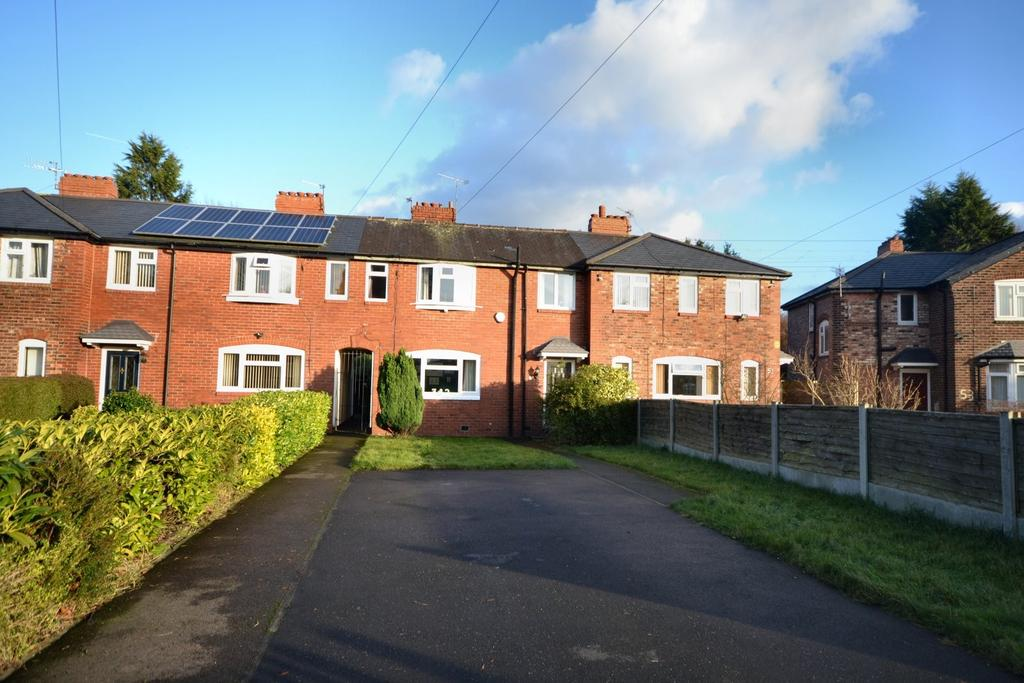 3 Bedrooms Terraced House for sale in Westbank Road, East Didsbury