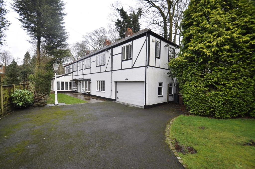 5 Bedrooms Detached House for sale in Hall Road, Bramhall,