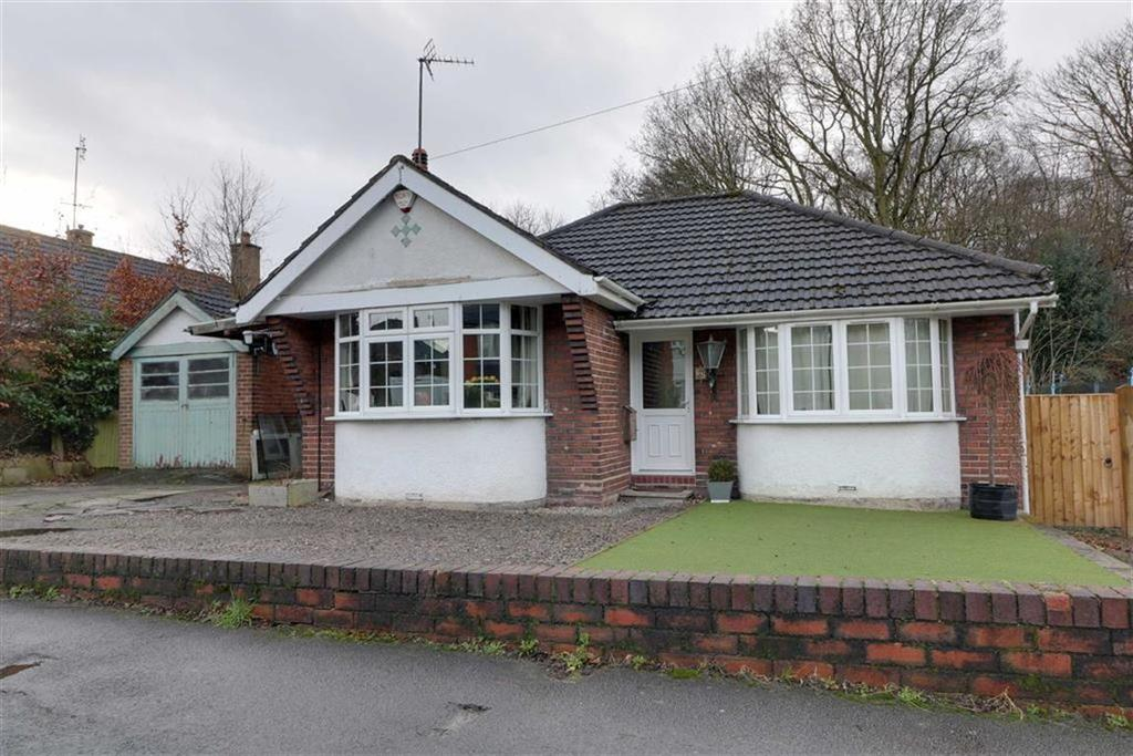3 Bedrooms Detached Bungalow for sale in Park Avenue, Kidsgrove, Stoke-on-Trent