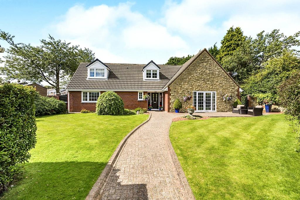 4 Bedrooms Bungalow for sale in Tanfield Lea