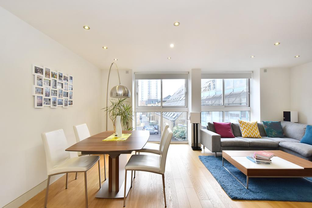 2 Bedrooms Flat for sale in 11-12 Lower Marsh, London
