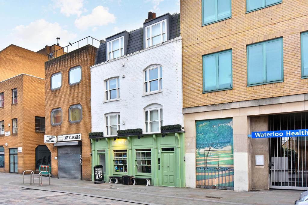 2 Bedrooms Flat for sale in 11-12 Lower Marsh, London