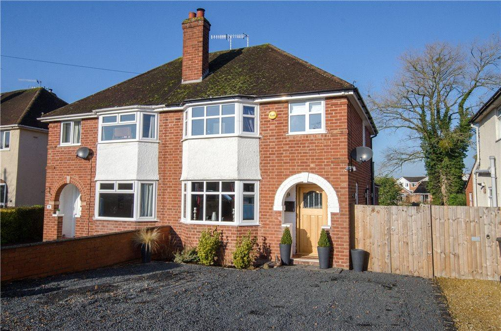 3 Bedrooms Semi Detached House for sale in Colin Road, Worcester, Worcestershire, WR3