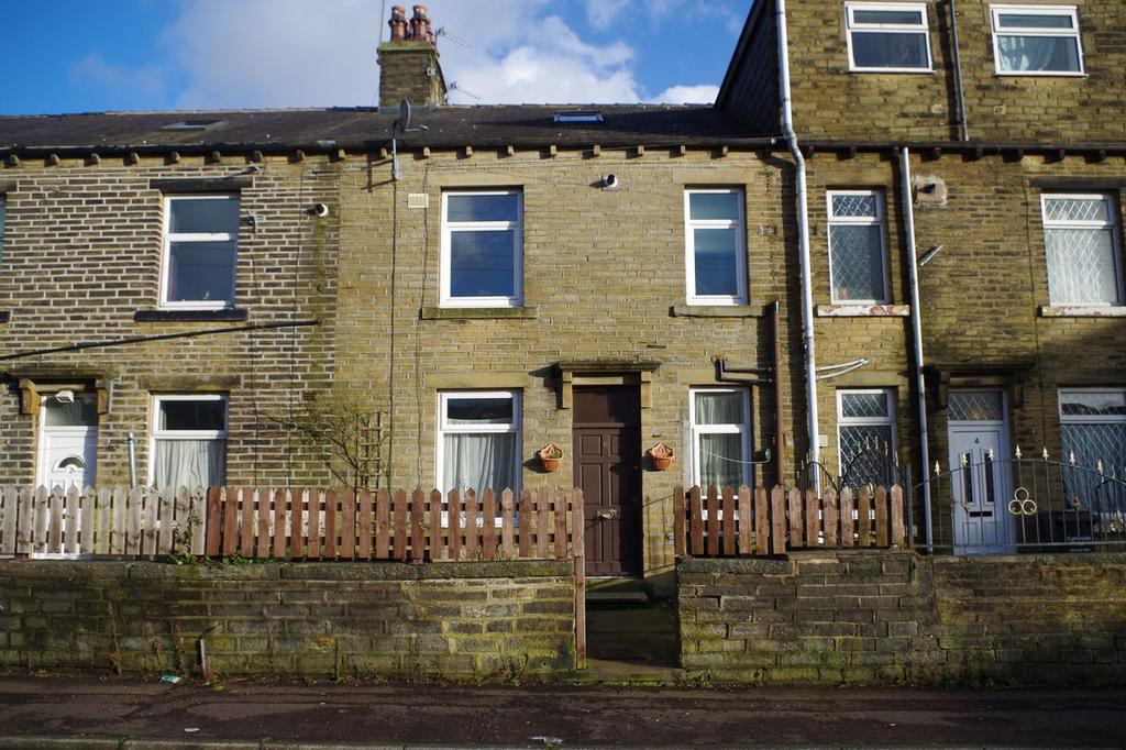 2 Bedrooms Terraced House for sale in Clay Street, Halifax HX1