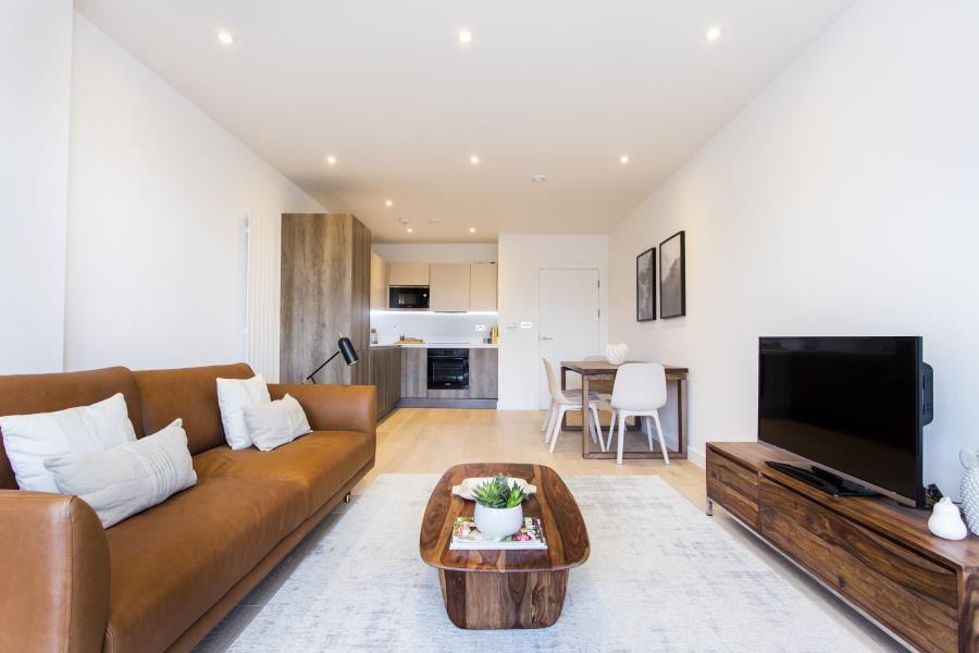 2 Bedrooms Apartment Flat for sale in 101 Bow Collection