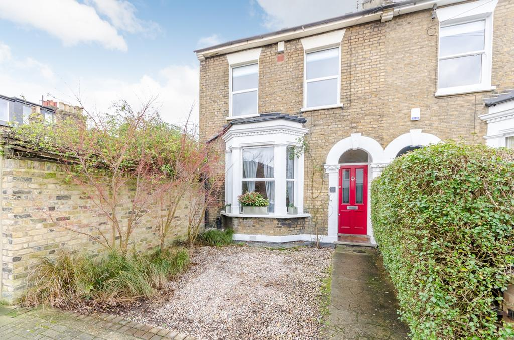 4 Bedrooms End Of Terrace House for sale in Alderton Road Herne Hill SE24