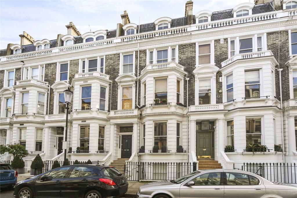 1 Bedroom Flat for sale in Stafford Terrace, Kensington, London, W8