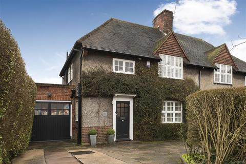3 bedroom cottage for sale - Brookland Rise, NW11