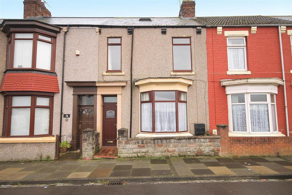 3 Bedrooms Terraced House for sale in Chester Road, Hartlepool