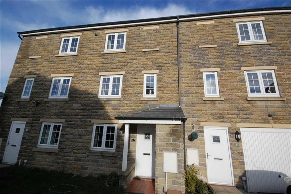 3 Bedrooms Town House for sale in Highfield Chase, Staincliffe, Dewsbury, WF13