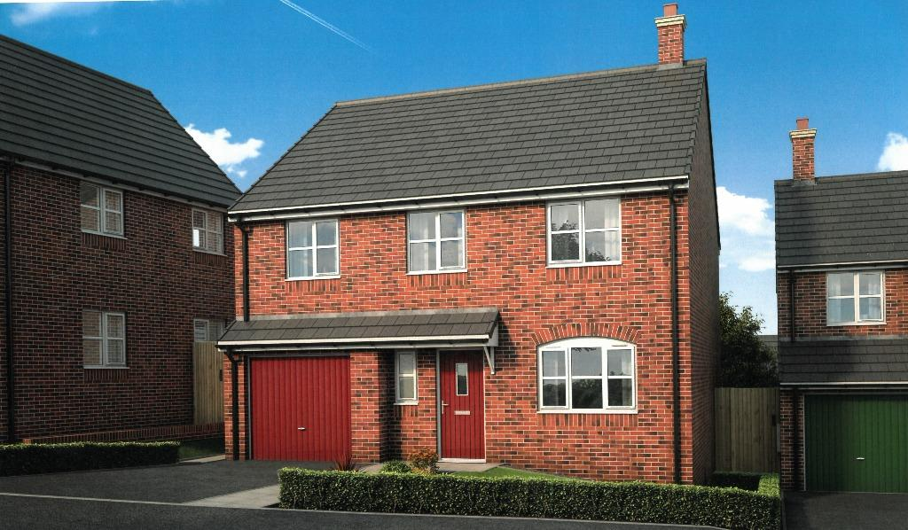 4 Bedrooms Detached House for sale in Malvern View, Bartestree, Hereford