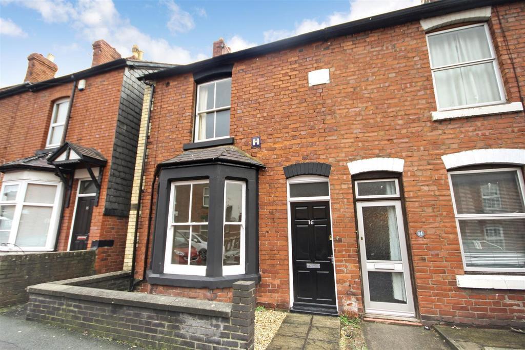 3 Bedrooms End Of Terrace House for sale in Gittin Street, Oswestry