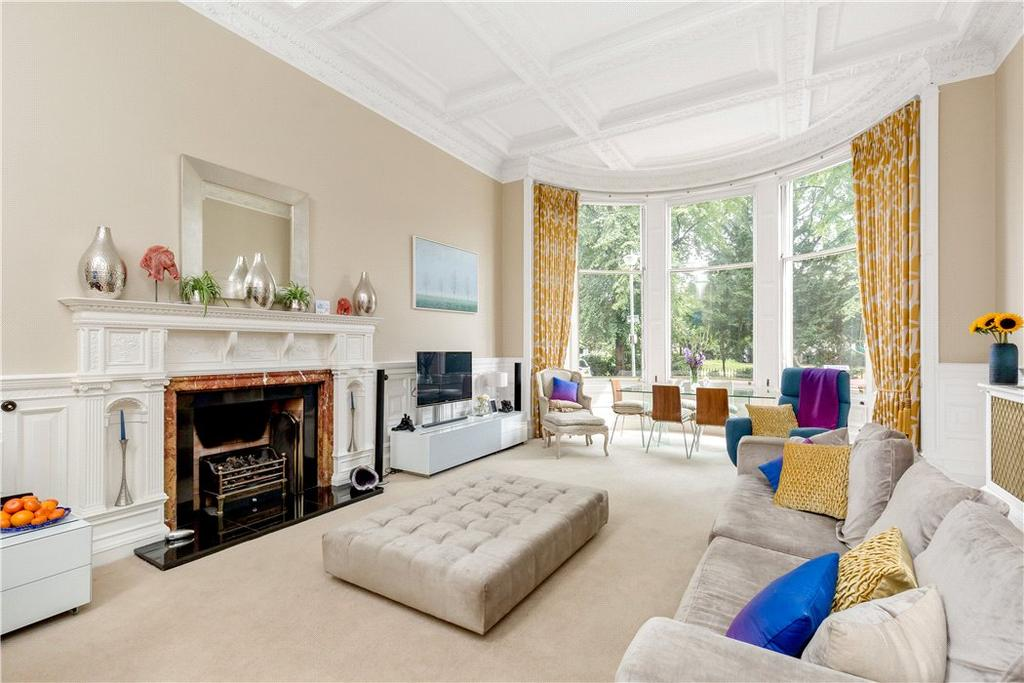 4 Bedrooms Flat for sale in Eglinton Crescent, Edinburgh, Midlothian, EH12