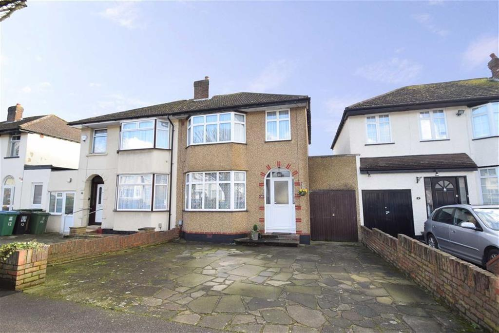 3 Bedrooms Semi Detached House for sale in Westlea Ave, Watford