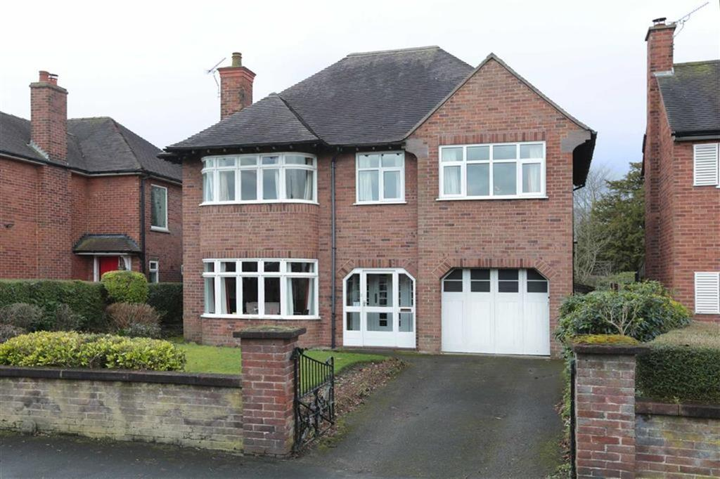 4 Bedrooms Detached House for sale in Mount Drive, Nantwich, Cheshire