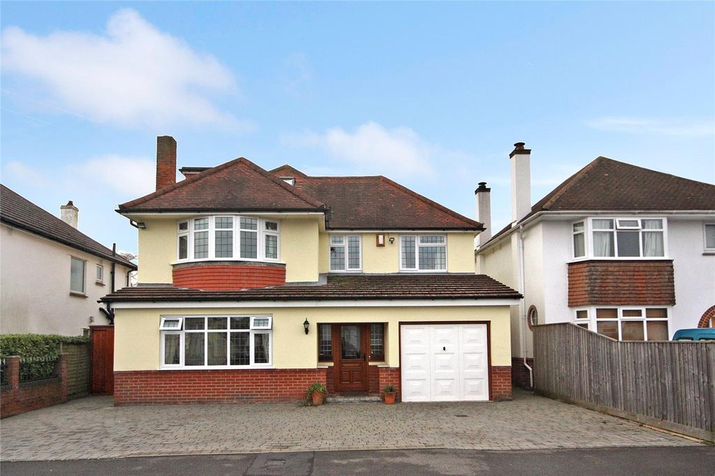 5 Bedrooms Detached House for sale in Baring Road, Bournemouth, Dorset, BH6