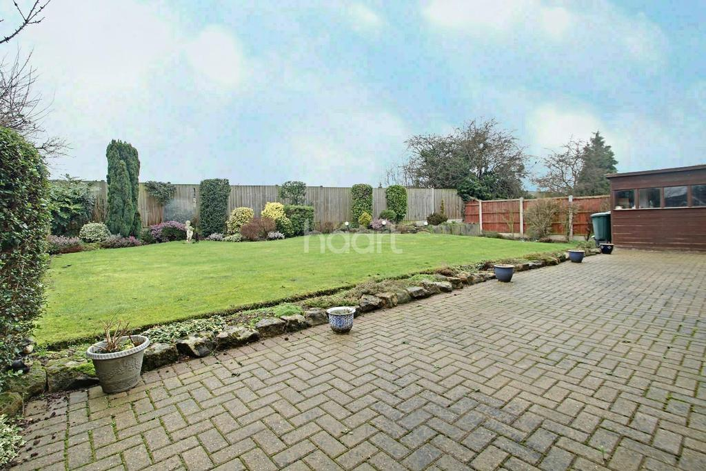 4 Bedrooms Detached House for sale in Coopers Close, Borrowash