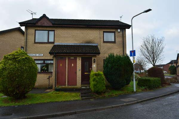 2 Bedrooms Flat for sale in 3 Greenlaw Crescent, Paisley, PA1 3RS