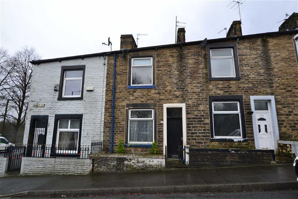 2 Bedrooms Terraced House for sale in Basnett Street, Burnley, Lancashire