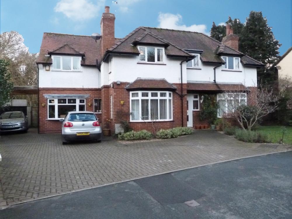4 Bedrooms Detached House for sale in Ravencroft Moorside Avenue Ripon HG4 1TA