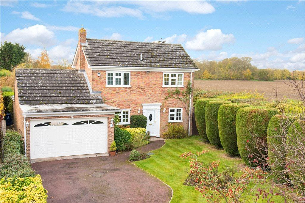 4 Bedrooms Detached House for sale in Breach Road, Grafham, Huntingdon, Cambridgeshire