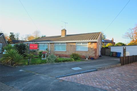 2 bedroom semi-detached bungalow for sale - Kennington Walk, COTTINGHAM, HU16