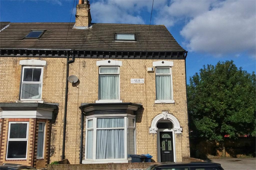 5 Bedrooms End Of Terrace House for sale in De Grey Street, Hull, HU5
