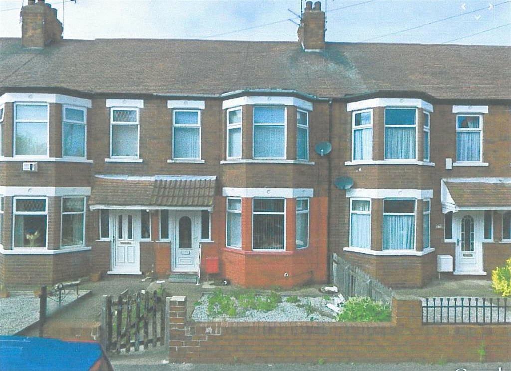 3 Bedrooms Terraced House for sale in Hayburn Avenue, Hull, HU5