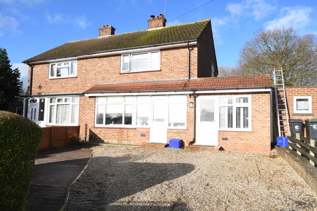 2 Bedrooms House for sale in Western Avenue, Epping, CM16
