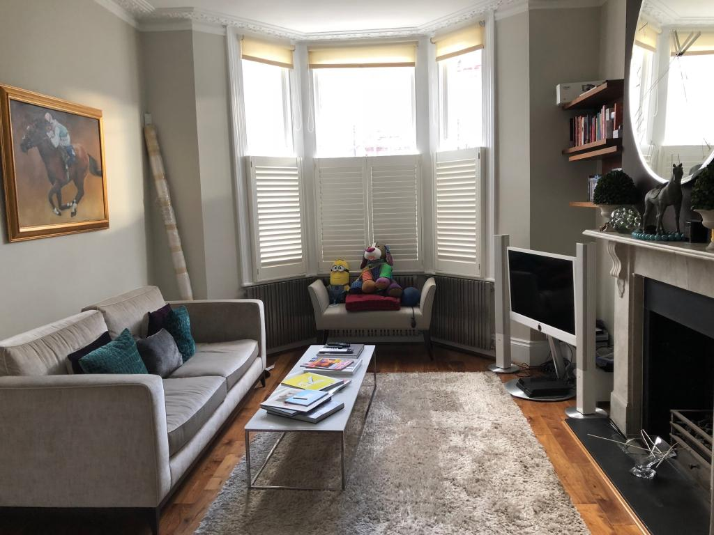 5 Bedrooms Terraced House for sale in Tournay road, london, SW6