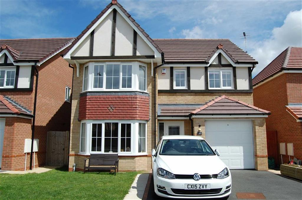 4 Bedrooms Detached House for sale in Lon Lafant, Llandudno Junction, Conwy