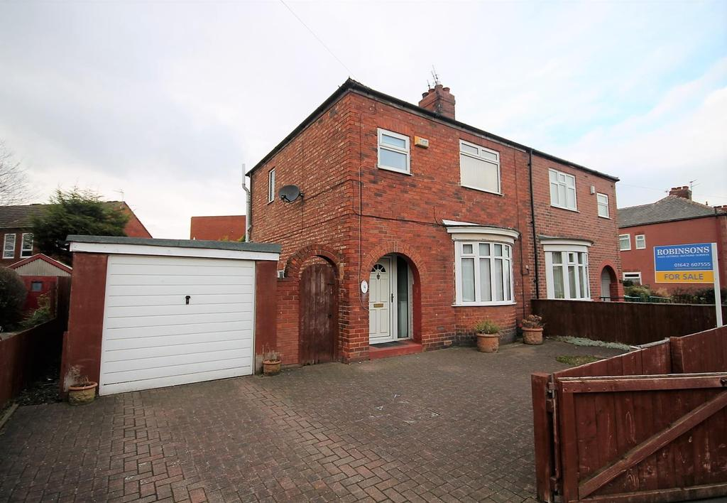 3 Bedrooms Semi Detached House for sale in Elsdon Street, Stockton-On-Tees