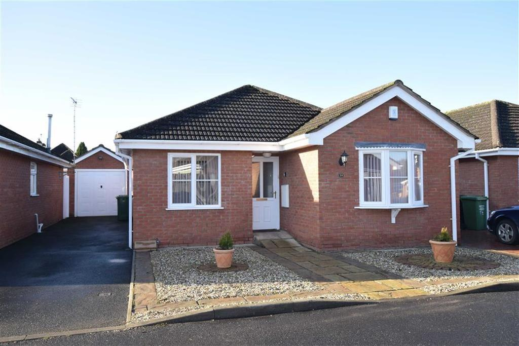 2 Bedrooms Detached Bungalow for sale in Highlow Avenue, Kidderminster, Worcestershire