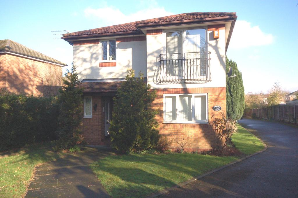 2 Bedrooms Ground Flat for sale in Garden Villas, 178 Outwood Road, Heald Green, Cheshire SK8