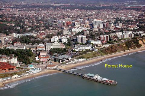 2 bedroom apartment for sale - Forest House, 1 Russell Cotes Road, Bournemouth BH1